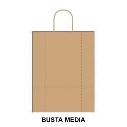 Busta Ritorta Avana Media -...