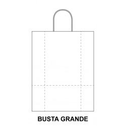 Busta Ritorta Bianca Grande...