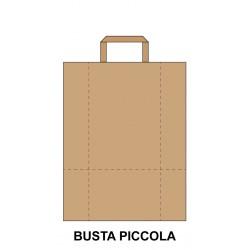 Busta Piatta Avana Piccola...