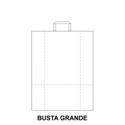 Busta Piatta Bianca Grande...